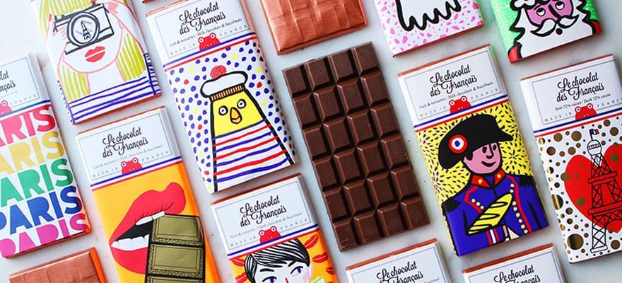 Le Formidable E-commerçant 2017 : Le Chocolat des Français est finaliste