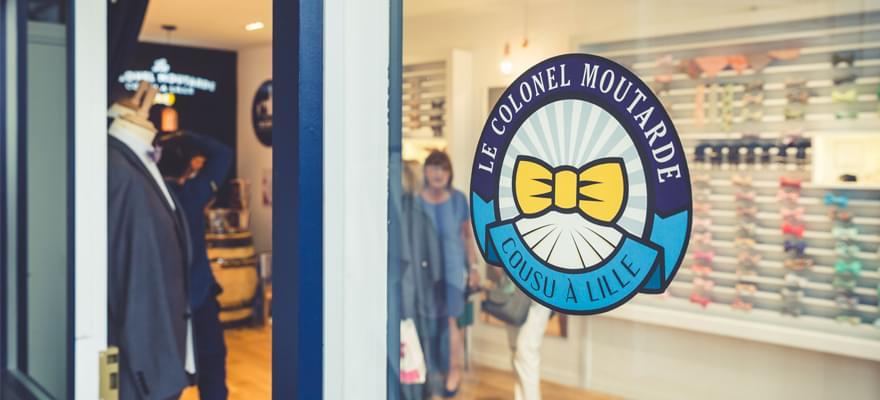 Le Formidable E-commerçant 2017 : Le Colonel Moutarde est finaliste