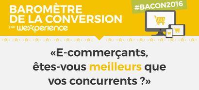 Conversion e-commerce : êtes-vous meilleurs que vos concurrents ?