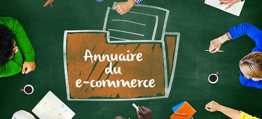Annuaire du E-commerce : Référencez votre boutique en ligne gratuitement !
