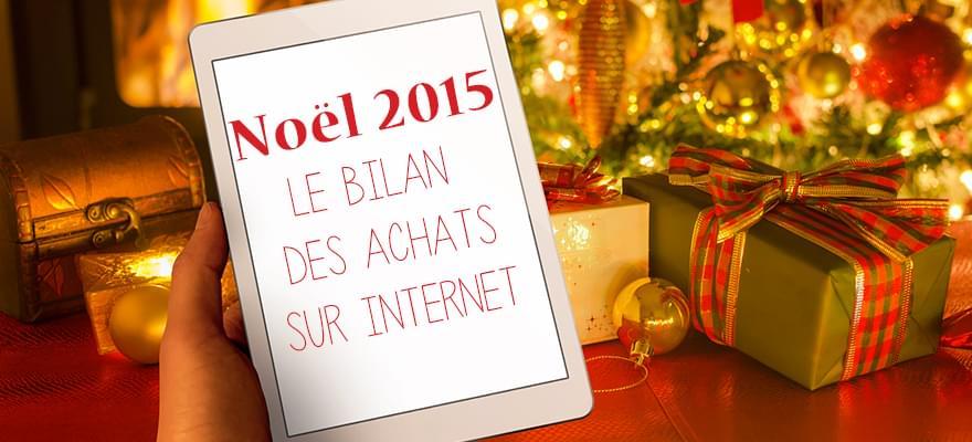 Achats de Noël 2015 : les e-acheteurs pleinement satisfaits !