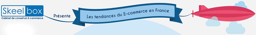 Les tendances du #ecommerce en France
