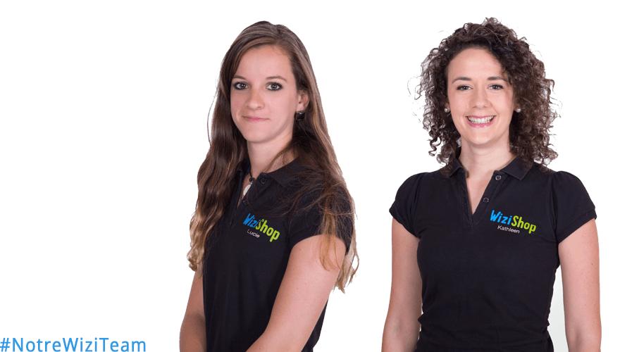 #NotreWiziTeam : Découvrez Lucie et Kathleen de WiziShop