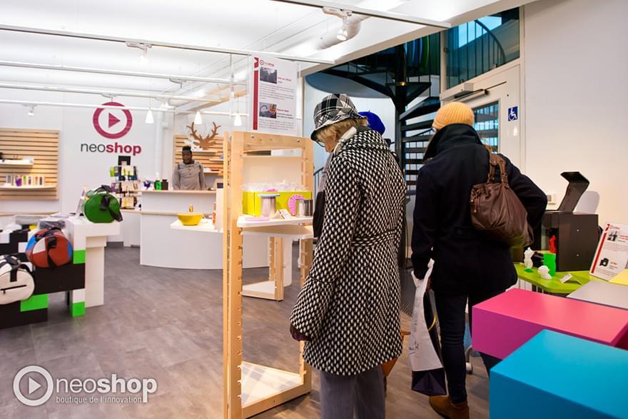 NeoShop : les startups innovantes bénéficient désormais de leur propre boutique #ecommerce