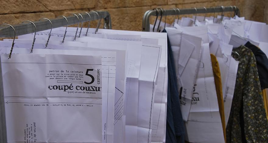 Témoignage #ecommerce : Anne-Hélène Mangin de la boutique Coupé CouZu