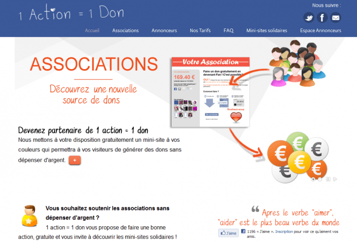 Ressources Pour E Commercant N 68 1 Action 1 Don