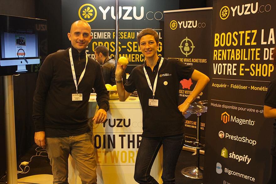 #Ecommerce : Yuzu vous fait profiter de milliers de clients de son réseau d'e-commerçants ! #ECP15