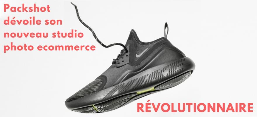 Packshot dévoile son nouveau studio photo e-commerce révolutionnaire