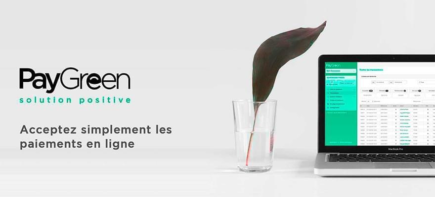 Nouveau : Paygreen – La solution positive pour vos paiements