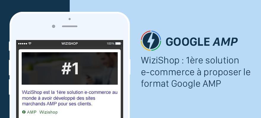 Votre boutique en ligne au format Google AMP