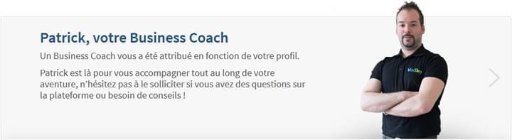 Votre «Business Coach» dédié !