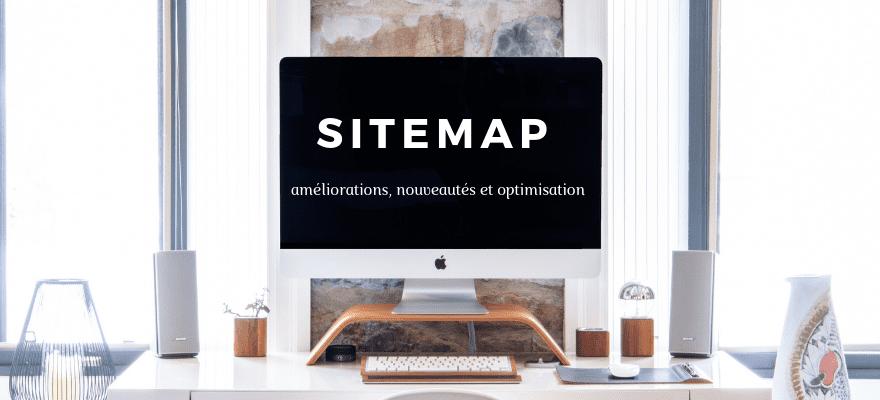 Amélioration du Sitemap