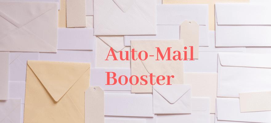 Auto-Mail Booster : 2 nouveaux scénarios disponibles !