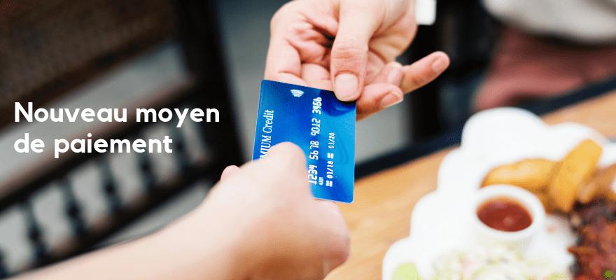 Nouveau moyen de paiement : HiPay