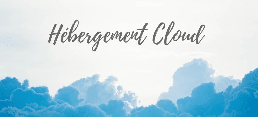 Nouvelle infrastructure pour un hébergement «Cloud»