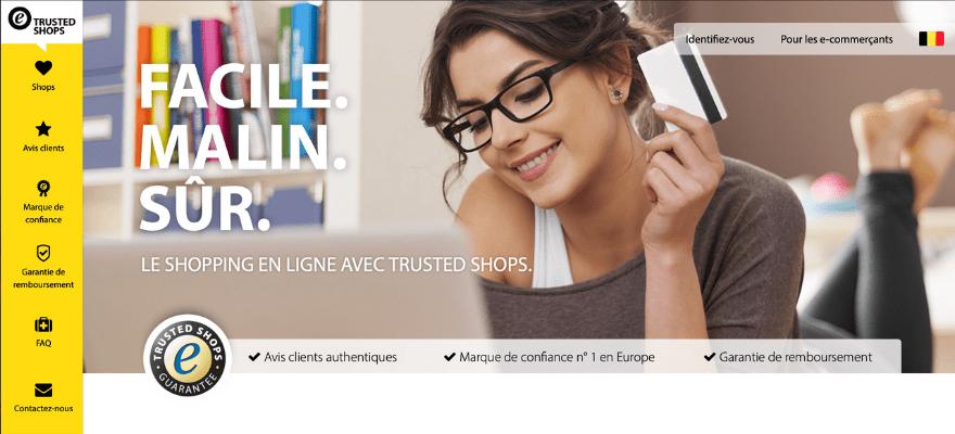 Nouveau partenaire : Trusted shops