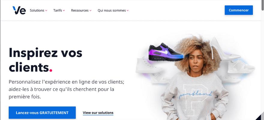 Nouveau partenaire : Ve Interactive