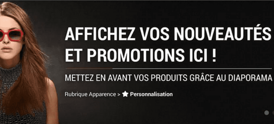 Nouveau design – Sell Up