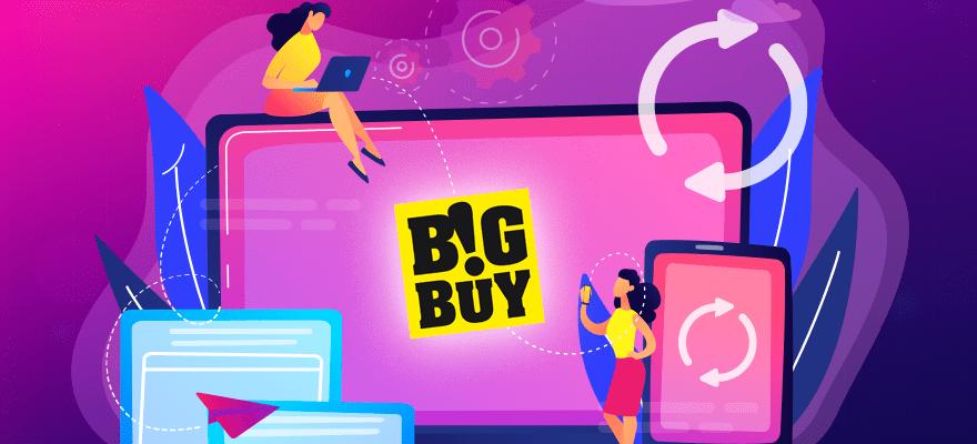Ajoutez les produits BigBuy à votre catalogue