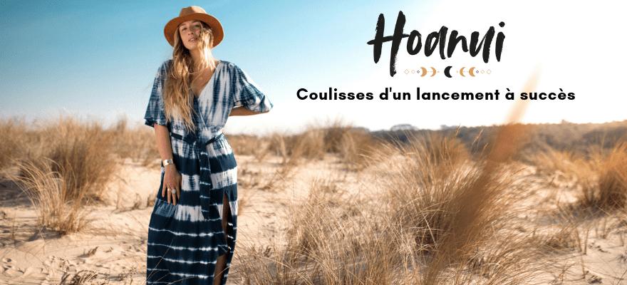 Hoanui : Ines Duhard revient sur la création de sa marque de vêtements
