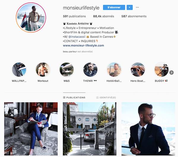 influenceur-instagram
