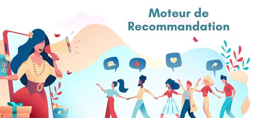 Moteur de recommandation : Définition et présentation de l'outil Target2Sell