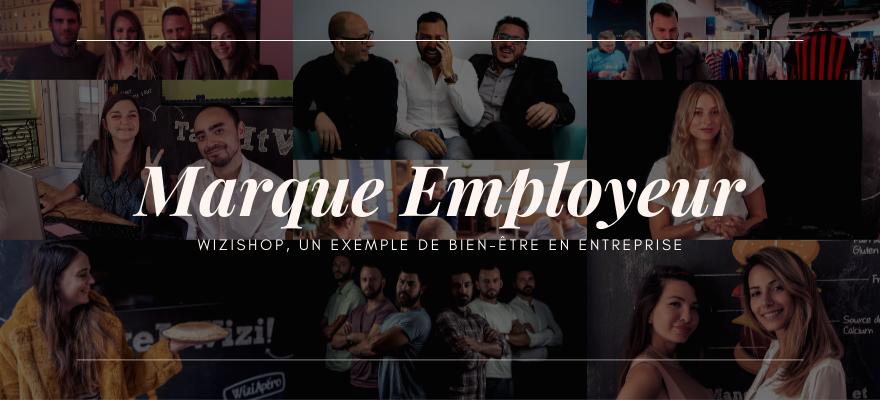 Marque Employeur : WiziShop, un exemple de bien-être en entreprise