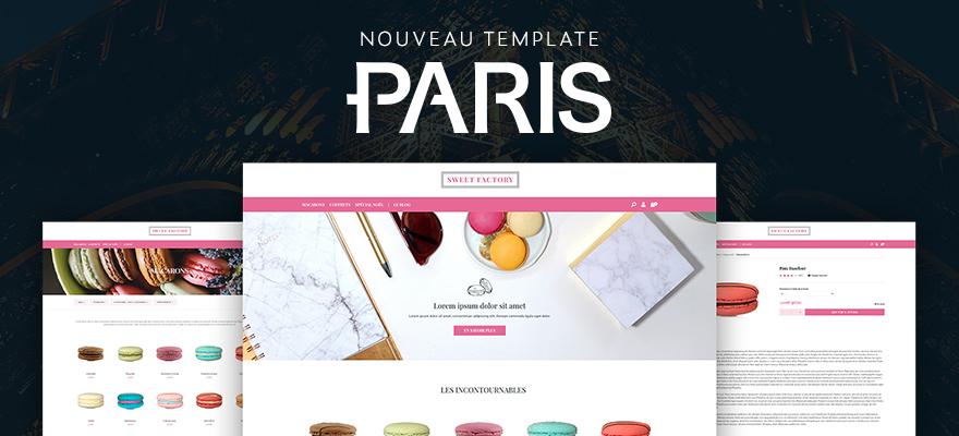 Nouveau Template - PARIS