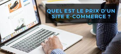 Prix d'un site e-commerce : Les tarifs des solutions et facteurs qui impactent le coût