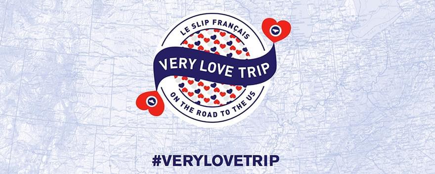 #VeryLoveTrip : la créativité dans toute sa splendeur avec Le Slip Français