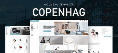 Nouveau Template - COPENHAG