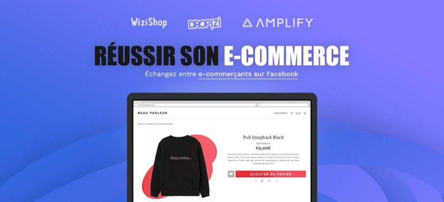 Forum E-commerce WiziShop: 3000 marchands s'entraident sur Réussir son Ecommerce !