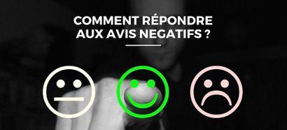 Avis négatifs e-commerce : 7 conseils pour répondre efficacement aux internautes