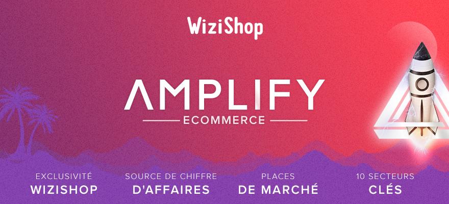 Lancez-vous sur Amplify Ecommerce, le 1er réseau de marketplaces 100% français !