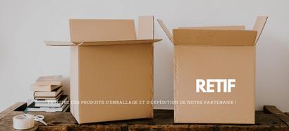 RETIF : Tous les produits et équipements pour réussir vos ventes à distance