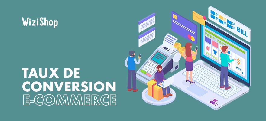 Taux de conversion e-commerce : Conseils et moyenne de 2014 à 2020