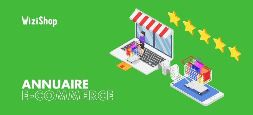 Annuaire du e-commerce : Référencez gratuitement votre site sur notre annuaire