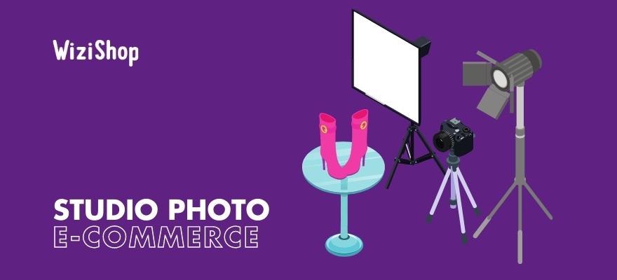 Studio photo e-commerce : 9 Outils essentiels pour créer des photos professionnelles