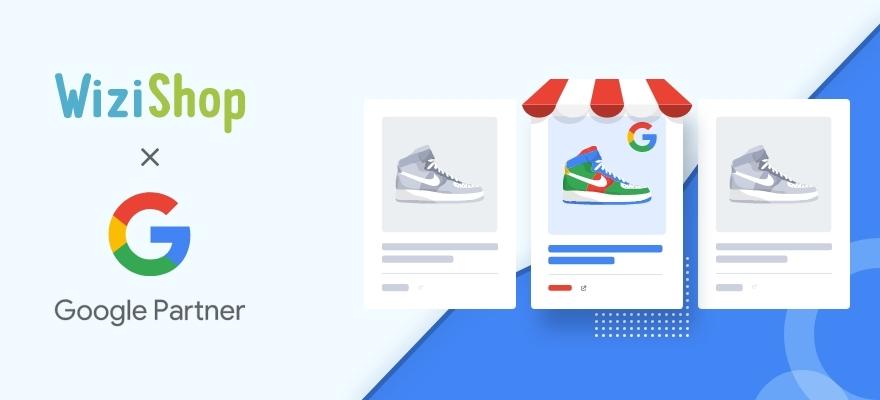 WiziShop devient Google Partner !